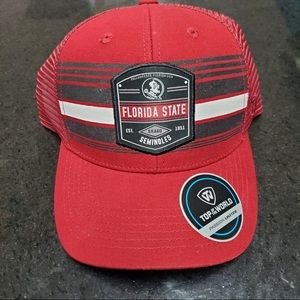 Florida State Dad Cap one size fits all